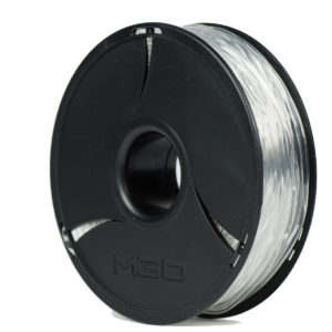 M3D filament Tough Durable Clear