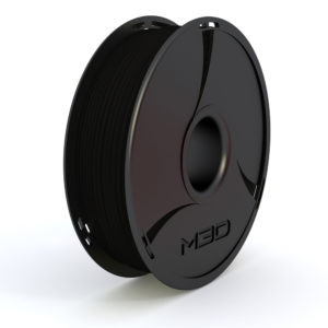 M3D filament PLA Onyx Black