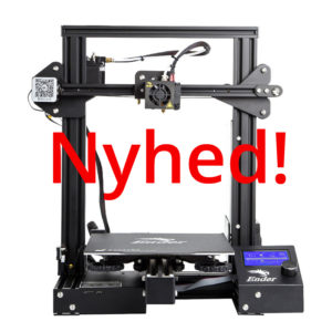 Endre-3 PRO 3D printer Nyhed